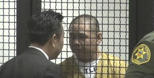 Những hình ảnh hiếm hoi của Minh Béo tại phiên tòa 13.5 - 3