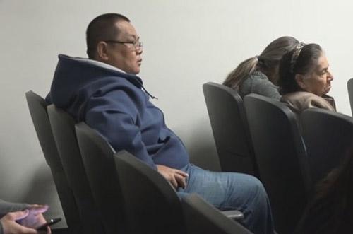Những hình ảnh hiếm hoi của Minh Béo tại phiên tòa 13.5 - 5