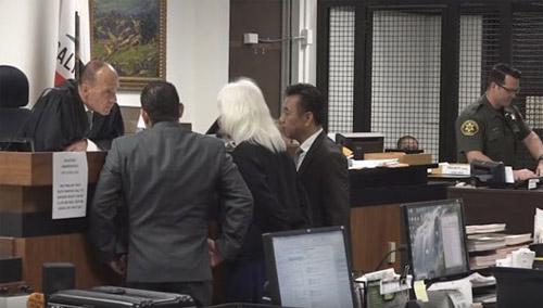 Những hình ảnh hiếm hoi của Minh Béo tại phiên tòa 13.5 - 7