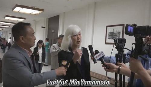 Những hình ảnh hiếm hoi của Minh Béo tại phiên tòa 13.5 - 8