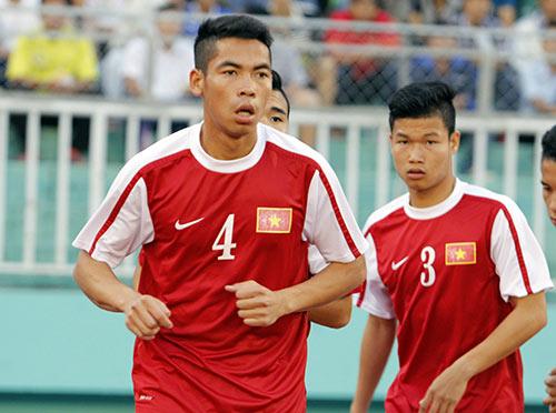 Cựu tuyển thủ U19 VN đánh nguội đối thủ bị kỷ luật - 1