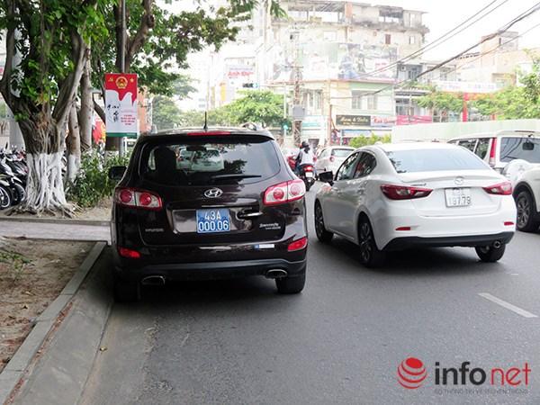 Xe của Chủ tịch TP Đà Nẵng cũng vi phạm giao thông - 3