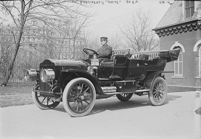 Siêu xe tổng thống Mỹ: Hơn 100 năm lựa chọn và cải tiến - 1