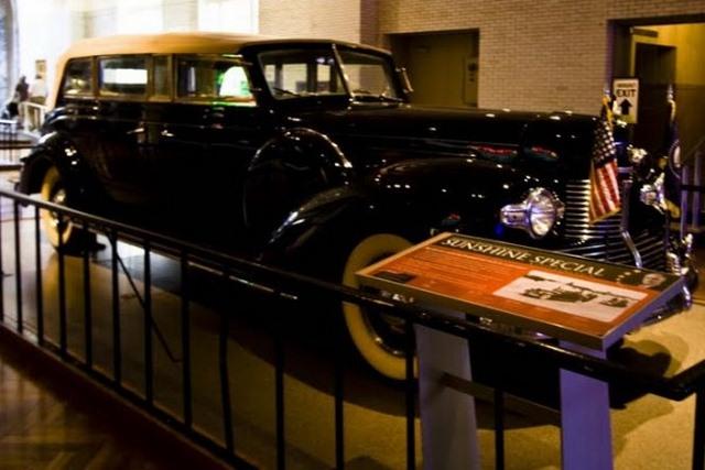 Siêu xe tổng thống Mỹ: Hơn 100 năm lựa chọn và cải tiến - 2