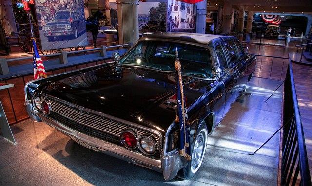 Siêu xe tổng thống Mỹ: Hơn 100 năm lựa chọn và cải tiến - 3