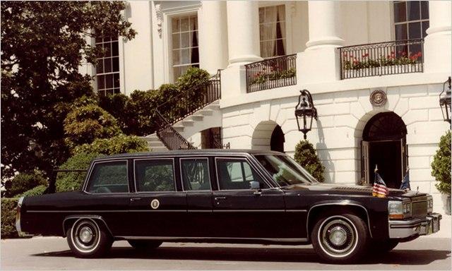 Siêu xe tổng thống Mỹ: Hơn 100 năm lựa chọn và cải tiến - 4