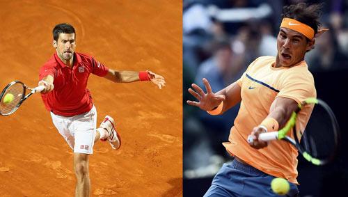 Thư hùng Djokovic-Nadal: Pha cứu 5 set-point kinh điển - 1