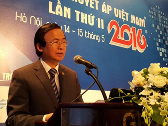 Gần một nửa dân số Việt Nam bị tăng huyết áp - 1