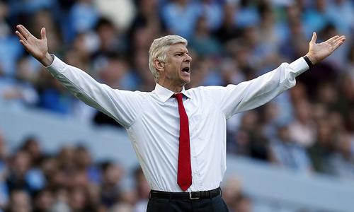 Bức xúc với fan, Wenger bóng gió chia tay Arsenal - 1