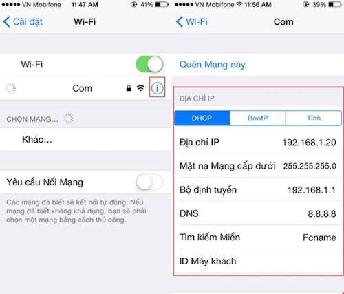 Sửa lỗi không vào được Facebook trên Android và iOS - 1
