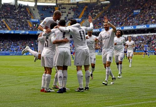 Video Real Madrid vs Deportivo - 1