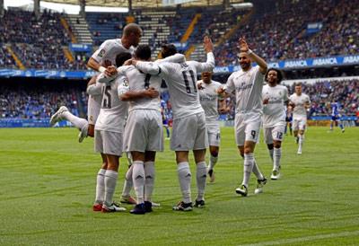 Chi tiết Deportivo - Real Madrid: Đến lượt Bale rời sân (KT) - 7