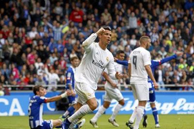 Chi tiết Deportivo - Real Madrid: Đến lượt Bale rời sân (KT) - 5