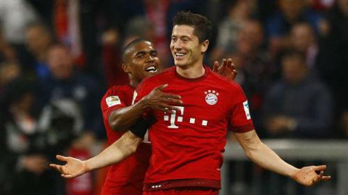 Bayern Munich - Hannover: Tưng bừng ngày chia tay - 1