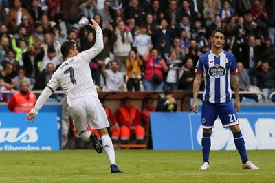 Chi tiết Deportivo - Real Madrid: Đến lượt Bale rời sân (KT) - 8