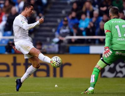 Chi tiết Deportivo - Real Madrid: Đến lượt Bale rời sân (KT) - 6