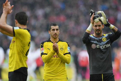 Dortmund - FC Koln: Rượt đuổi hấp dẫn - 1