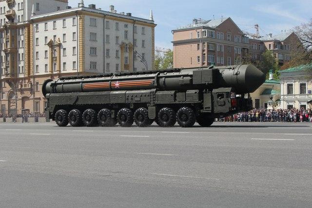 YARS: Tên lửa đạn đạo Nga chọi hệ thống tên lửa châu Âu - 3