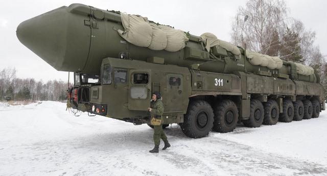 YARS: Tên lửa đạn đạo Nga chọi hệ thống tên lửa châu Âu - 6
