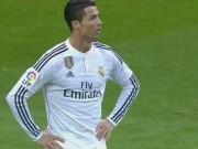 Bóng đá - Thần may mắn ngăn cản Ronaldo đua vua phá lưới