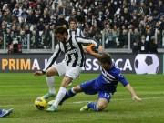 Bóng đá - Juventus - Sampdoria: Trả giá vì thẻ đỏ