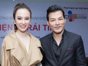 Sau tin đồn tình cảm, Phương Trinh đóng cặp Trần Bảo Sơn