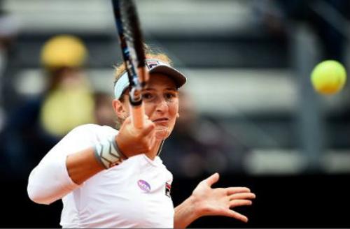 "Serena - Begu: Thuần phục ""ngựa ô"" (BK WTA Rome) - 1"