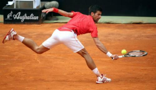 Djokovic - Nishikori: Xứng danh anh hào (BK Rome Masters) - 1