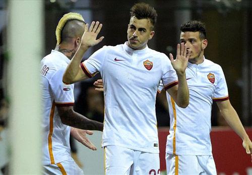 Milan - Roma: Đòn đau từ người cũ - 1