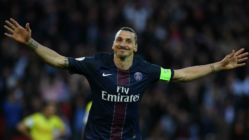 PSG - Nantes: Kỷ lục ngày chia tay Ibra - 1
