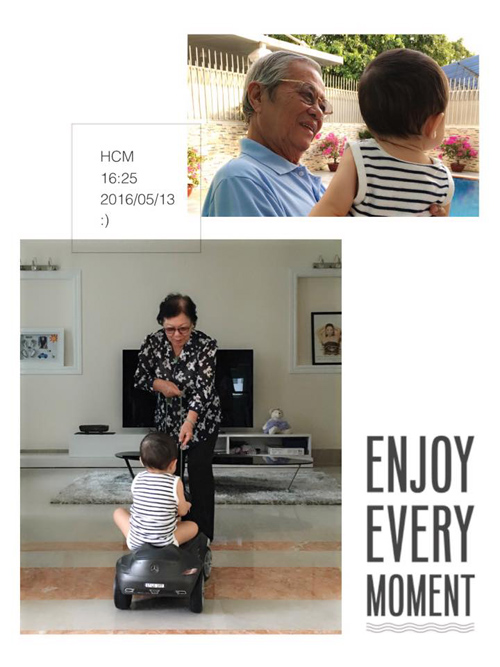 Facebook sao 15.5: Hà Hồ xinh đẹp rạng rỡ bên con trai - 7