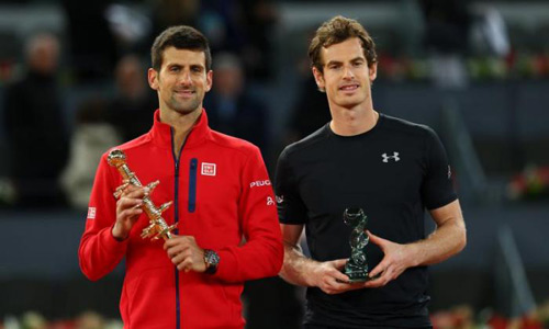 "CK Rome: Murray đâu có ""thuốc giải"" Djokovic - 1"
