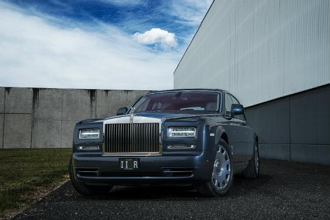 Rolls-Royce Phantom Series II là một siêu xe sang chảnh nhất hiện nay trên thế giới.