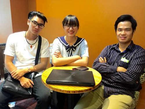 Gặp nhóm bạn trẻ sáng lập mạng xã hội việc làm Yolowork - 1