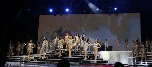 Lộ diện hoa hậu chuyển giới xinh nhất Thái Lan - 5