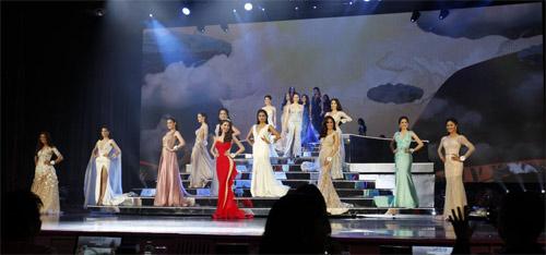 Lộ diện hoa hậu chuyển giới xinh nhất Thái Lan - 6