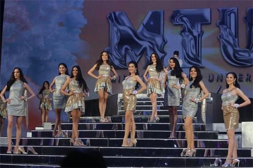 Lộ diện hoa hậu chuyển giới xinh nhất Thái Lan - 8