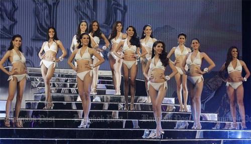 Lộ diện hoa hậu chuyển giới xinh nhất Thái Lan - 11