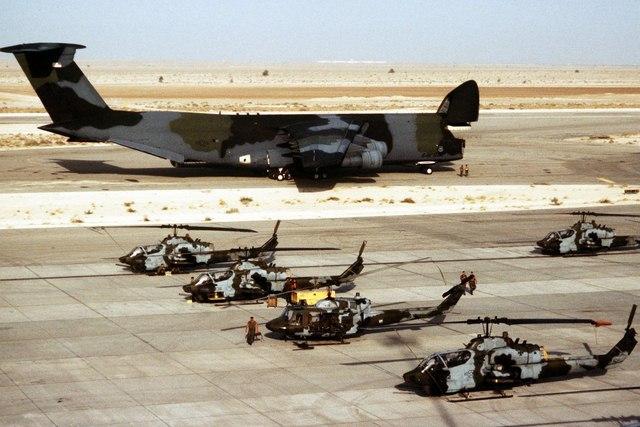 """Ngắm """"nhà kho bay"""" lớn nhất quân đội Mỹ - 3"""