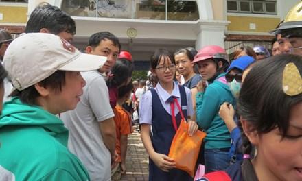 Cấm thi, nhiều trường tuyển sinh lớp 6 bằng tiêu chí phụ - 1