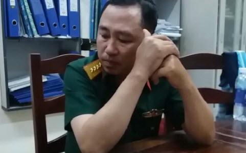 """""""Siêu lừa"""" giả đại tá quân đội để trốn truy nã - 1"""