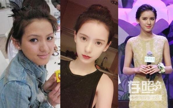 Những mỹ nhân Hoa bị chỉ trích vì xấu hơn trên ảnh - 3