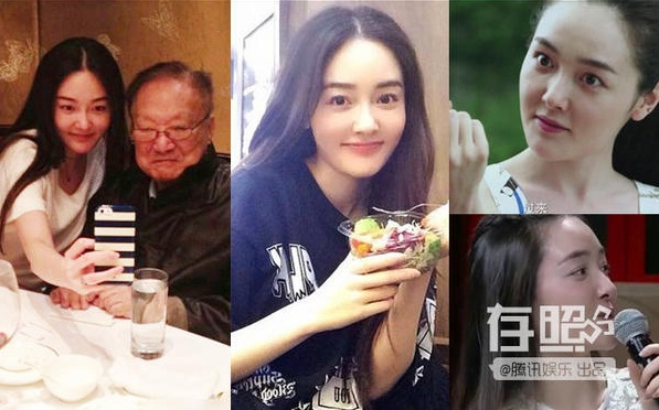 Những mỹ nhân Hoa bị chỉ trích vì xấu hơn trên ảnh - 4