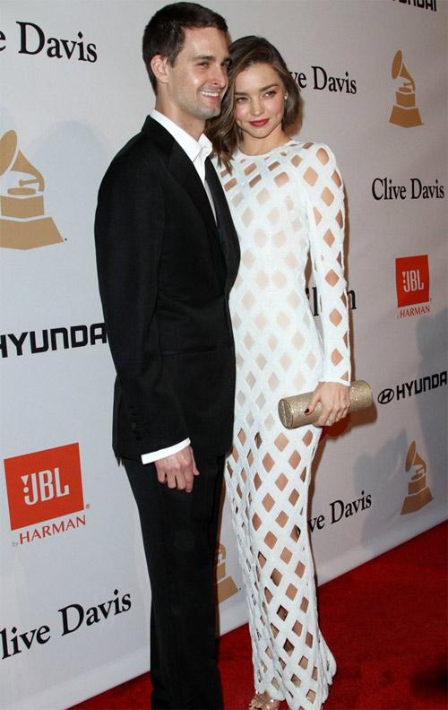 Miranda Kerr xinh đẹp hoàn hảo bên bạn trai tỷ phú - 6