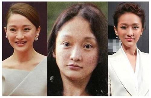 """Mặt mộc của nhiều mỹ nữ Hoa ngữ khiến fan """"ngã ngửa"""" - 3"""