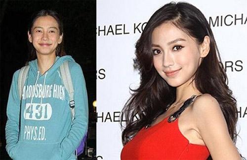 """Mặt mộc của nhiều mỹ nữ Hoa ngữ khiến fan """"ngã ngửa"""" - 4"""