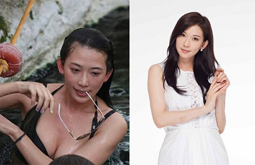 """Mặt mộc của nhiều mỹ nữ Hoa ngữ khiến fan """"ngã ngửa"""" - 5"""
