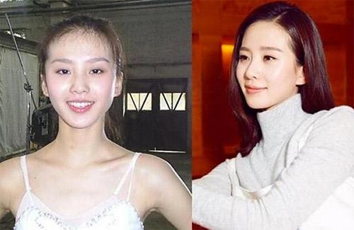 """Mặt mộc của nhiều mỹ nữ Hoa ngữ khiến fan """"ngã ngửa"""" - 6"""
