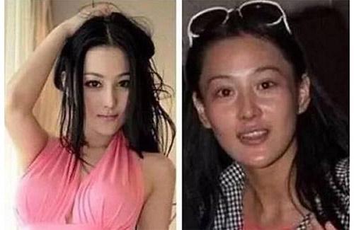 """Mặt mộc của nhiều mỹ nữ Hoa ngữ khiến fan """"ngã ngửa"""" - 12"""