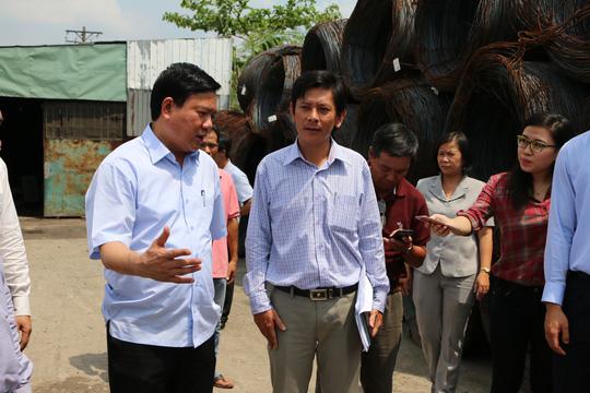 Bí thư Đinh La Thăng truy chủ tịch xã về công ty gây ô nhiễm - 2